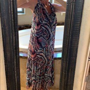 Adorable Tibi Swimsuit Coverup Full Length